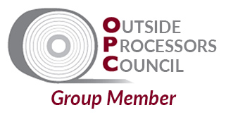 Keddie Enterprises is a group member of Outside Processors Council
