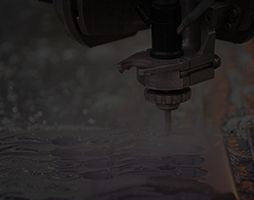 Keddie provides water jet and laser cutting services.